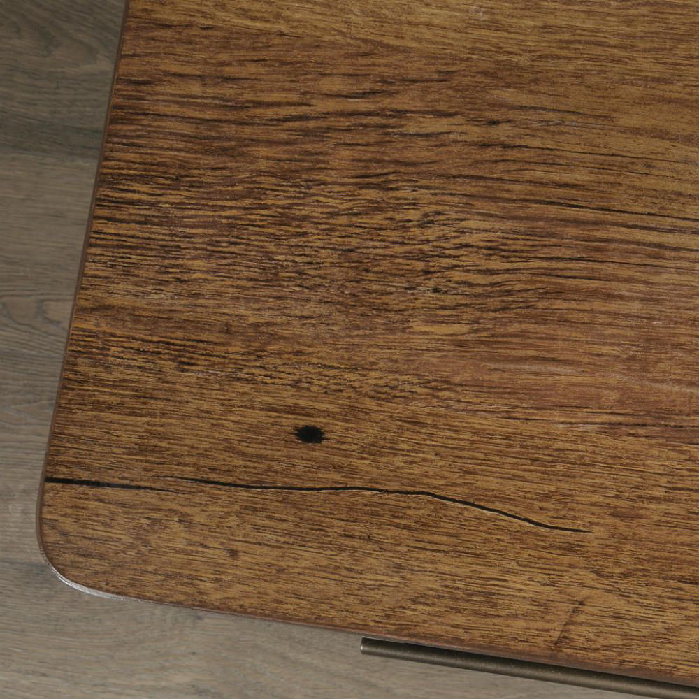 Boulevard Cafe Executive Desk - Top Detail
