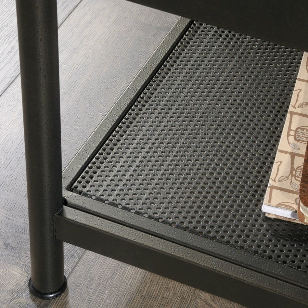 Boulevard Cafe Executive Desk - Shelf Detail
