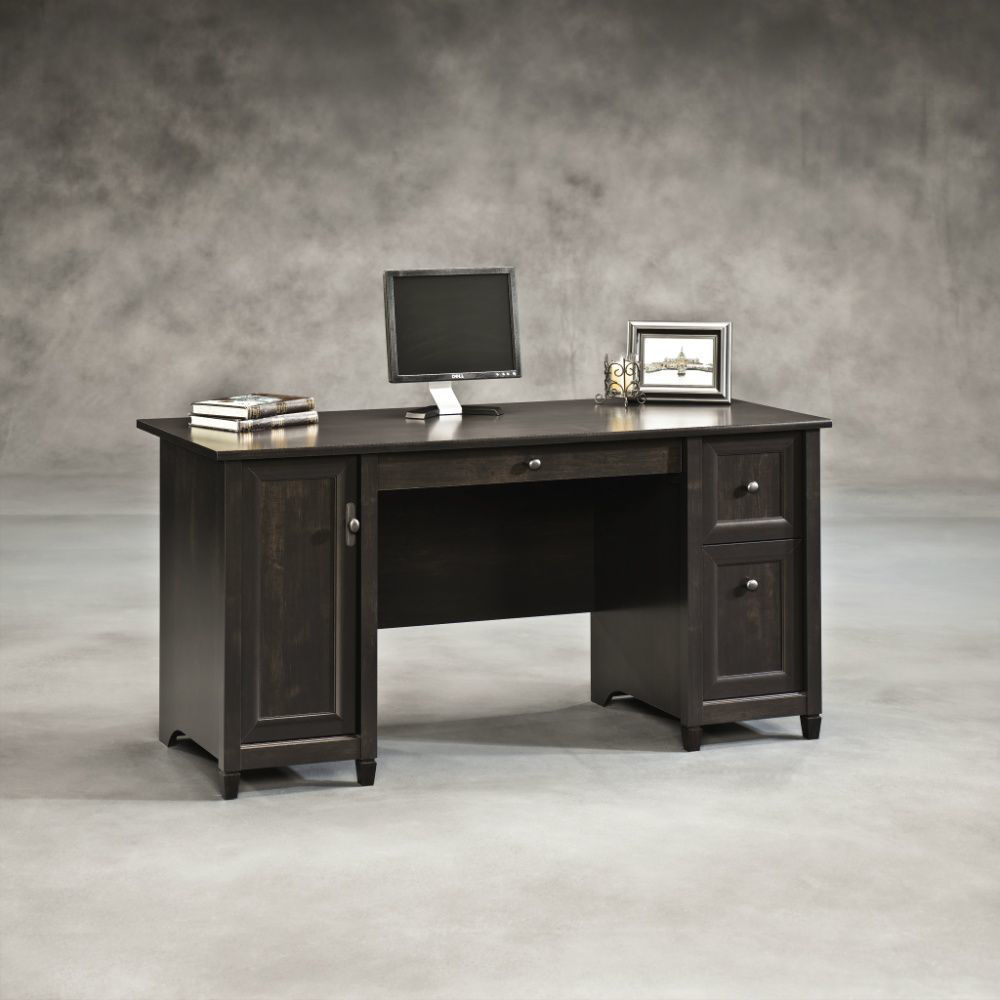 Picture of Edge Water Computer Desk - Black