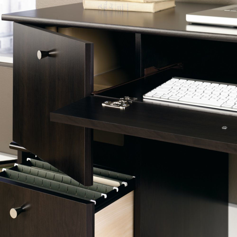 Picture of Cherry Computer Desk