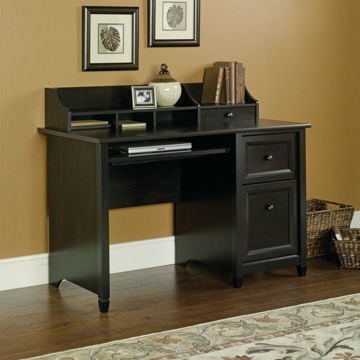 Edge Water Desk - Black