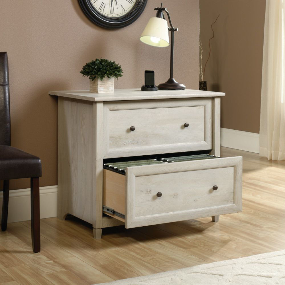 Edge Water Lateral File - Chestnut - Open Drawer