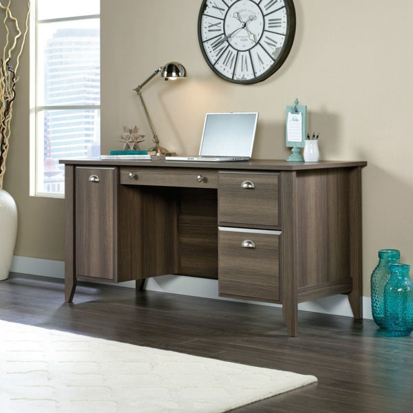 Shoal Creek Computer Desk - Ash