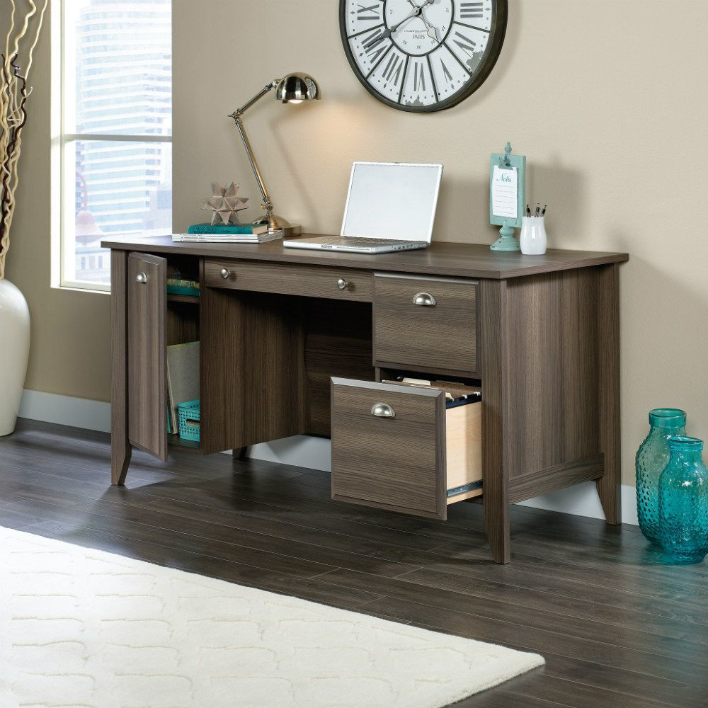 Picture of Shoal Creek Computer Desk - Ash