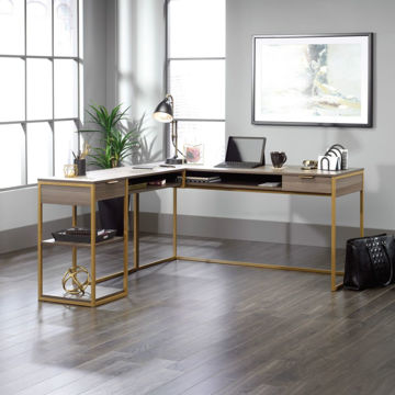 International Lux L-Desk
