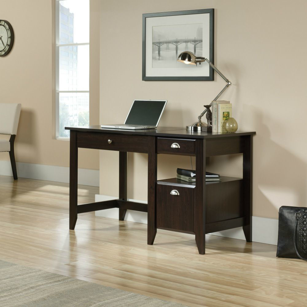 Shoal Creek Lift Top Desk - Jamocha