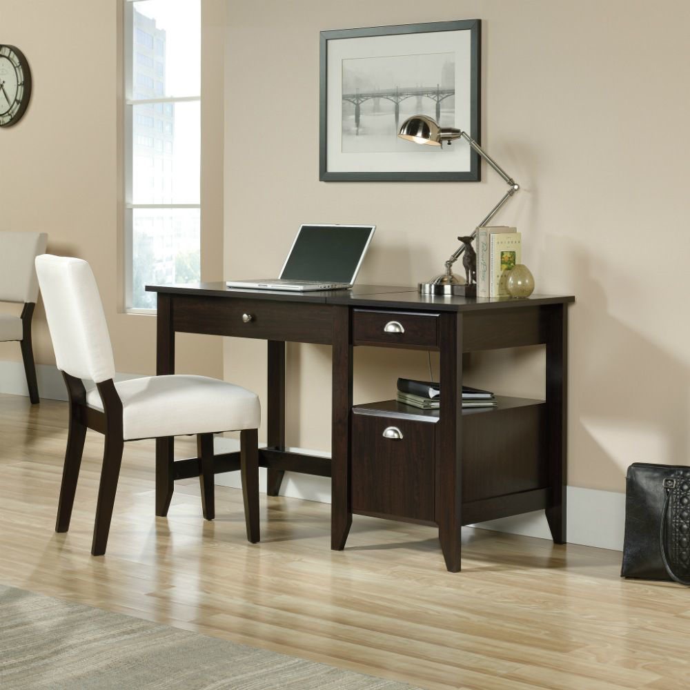 Picture of Shoal Creek Lift Top Desk - Jamocha