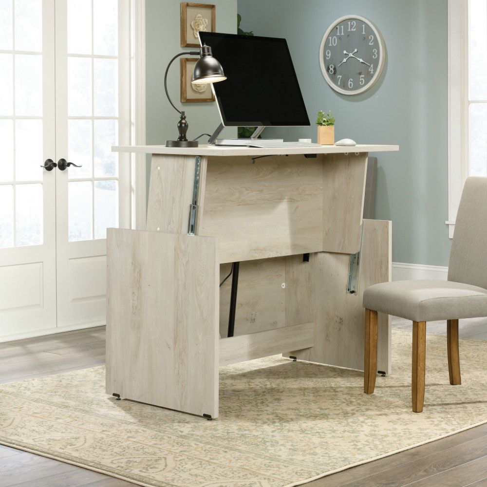 Picture of Chestnut Sit Stand Desk