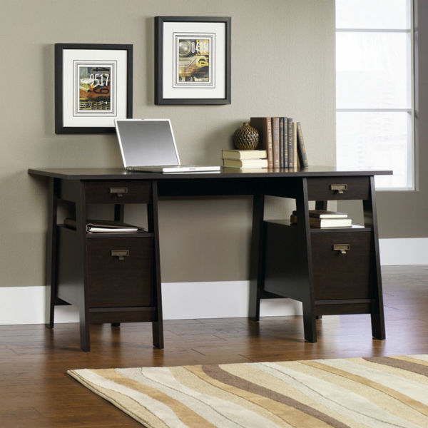 Stockbridge Executive Trestle Desk