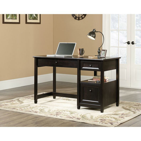 Edge Water Lift Top Desk - Black