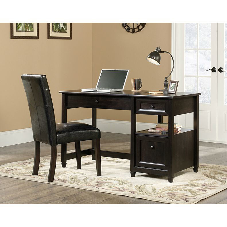 Picture of Edge Water Lift Top Desk - Black