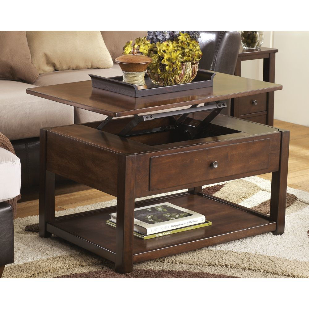 Picture of Marion Lift-top Cocktail Table