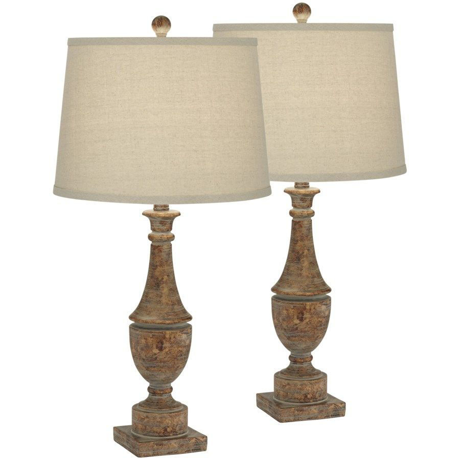 Collier Table Lamp - Set of 2