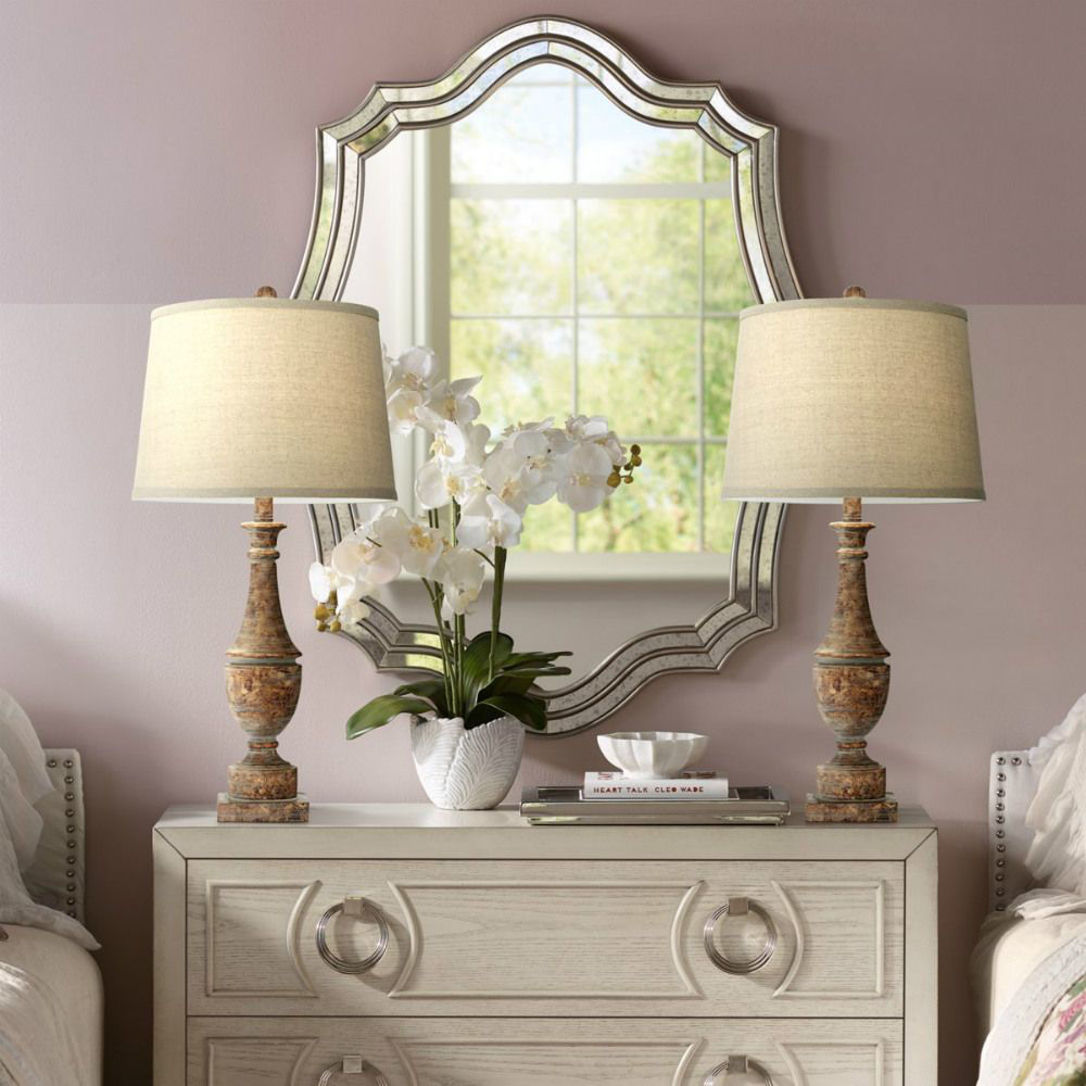 Collier Table Lamp - Set of 2 - Lifestyle