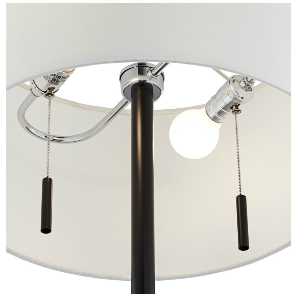 Picture of Troy Metal Floor Lamp w/Table