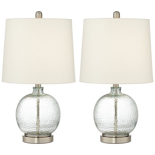Saxby Table Lamps - Set of 2
