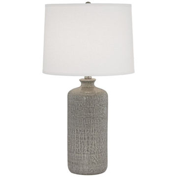 Yorba Table Lamp - Grey