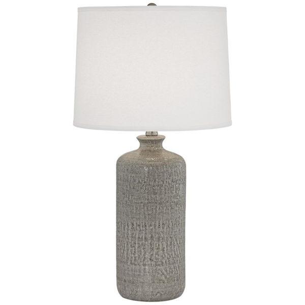 Yorba Table Lamp - Grey