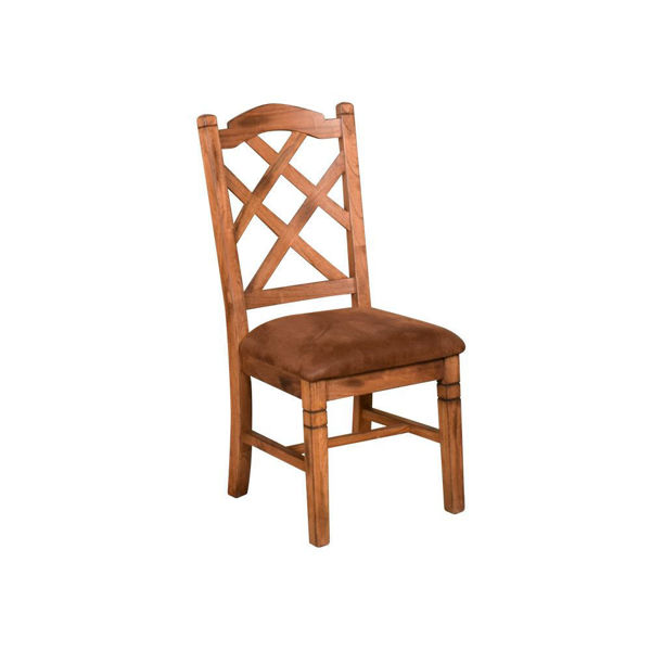 Sedona Double Crossback Chair