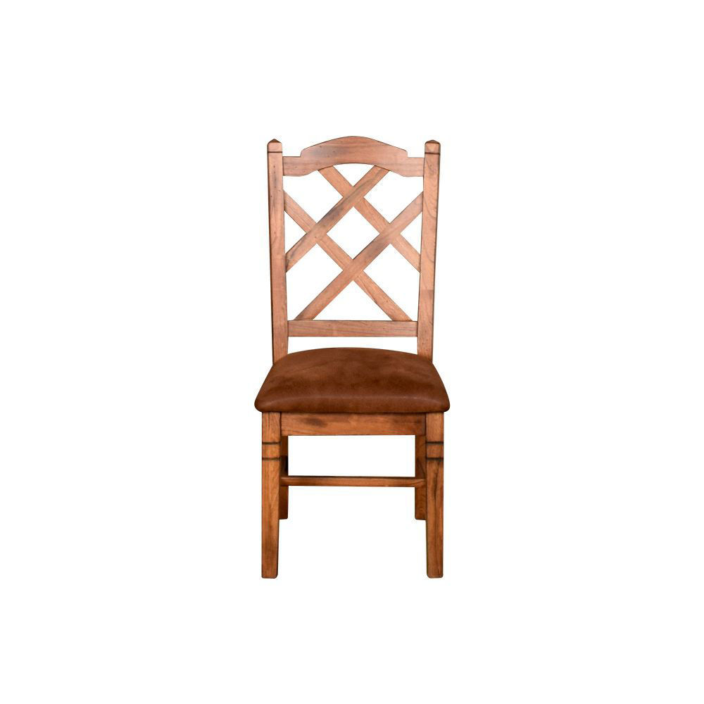 Sedona Double Crossback Chair - Head On
