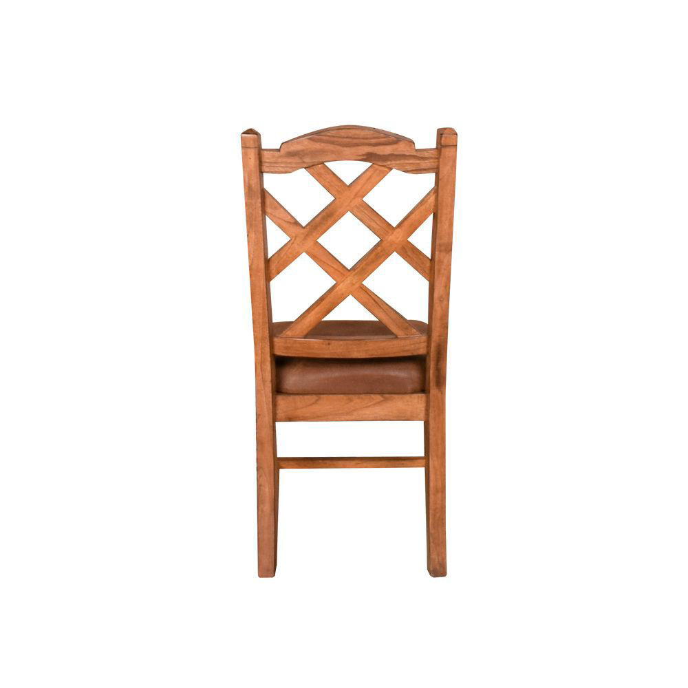 Sedona Double Crossback Chair - Back