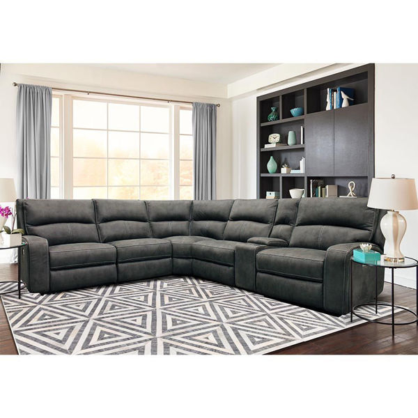 Picture of Porter 6-Piece Power Sectional