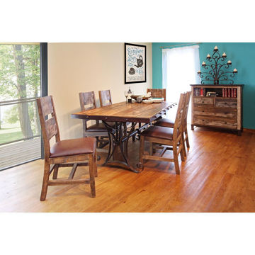 Antique 7-Piece Dining Group