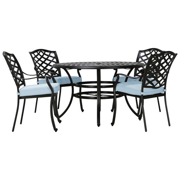 Halsey 5-Piece Outdoor Dining