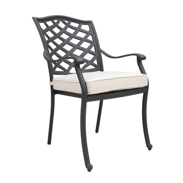 Paseo Outdoor Dining Arm Chair