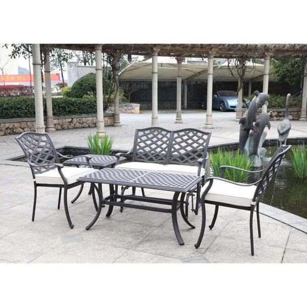Picture of Paseo Outdoor Lounge Set