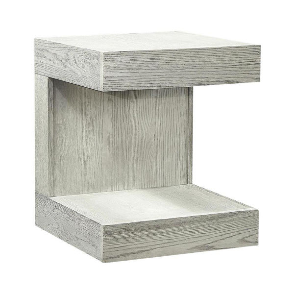 Picture of Marcel End Table - Heather Gray