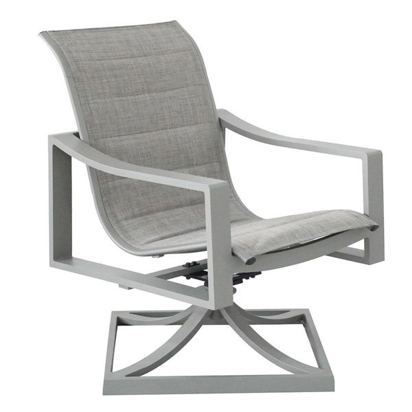 Vail Swivel Club Chair