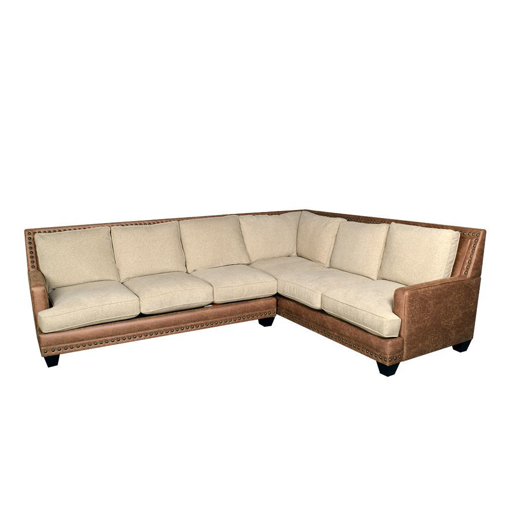Colorado 2-Piece Sectional - No Pillows