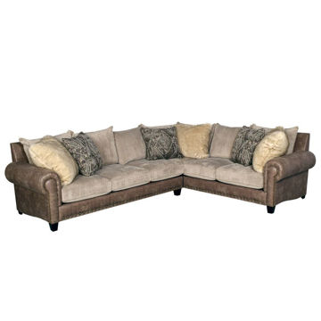 Gibson 2-Piece Sectional