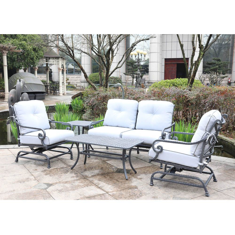 Artesia 5-Piece Deep Seating Set - Alt
