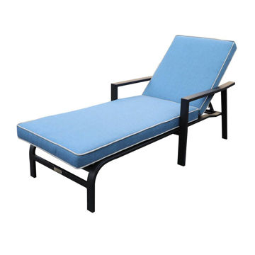 Geneva Outdoor Chaise Lounge