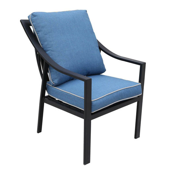 Geneva Outdoor Dining Arm Chair