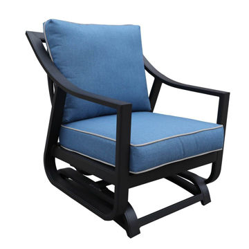 Geneva Outdoor Club Motion Chair