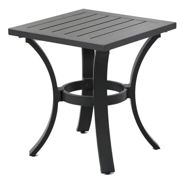 Roma Outdoor End Table