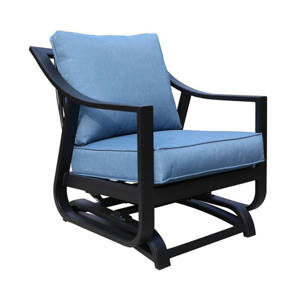 Roma Outdoor Motion Club Chair