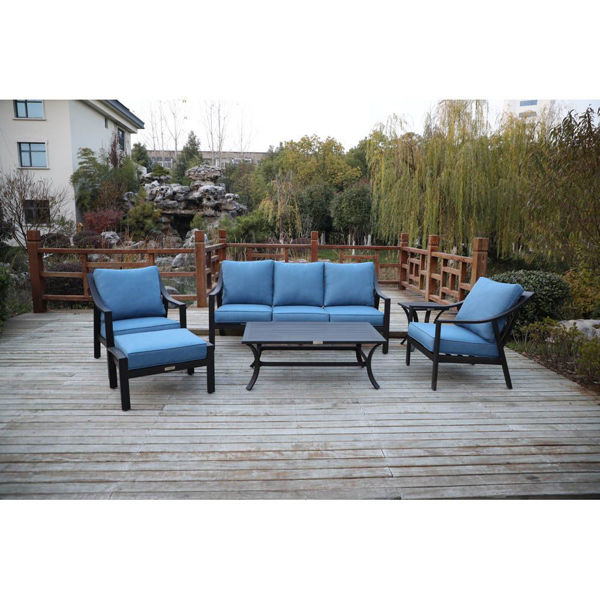 Picture of Roma Outdoor Seating Set