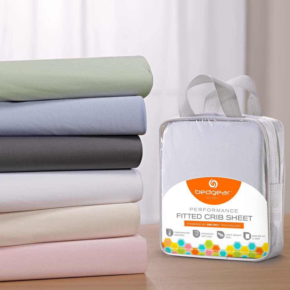 Dri Tec Crib Sheet - Blue - Each Sold Separately