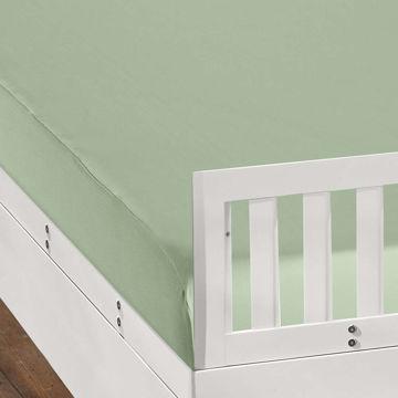 Dri Tec Crib Sheet - Sage