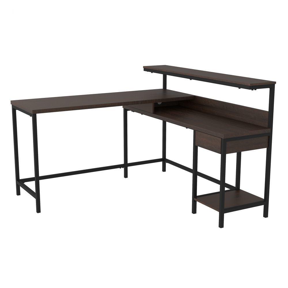Riley L-Shaped Desk