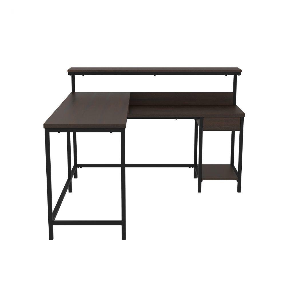 Riley L-Shaped Desk - Front