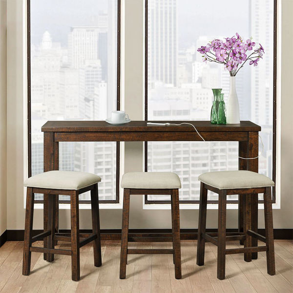 Picture of Jax Bar Table with 3 Stools