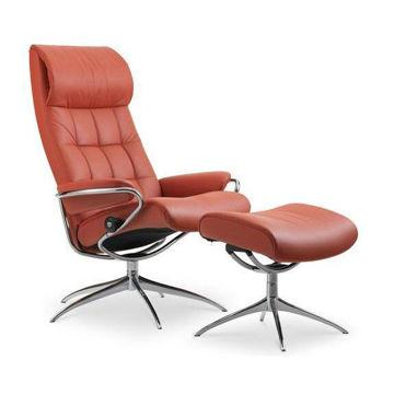 Stressless London High Back Chair
