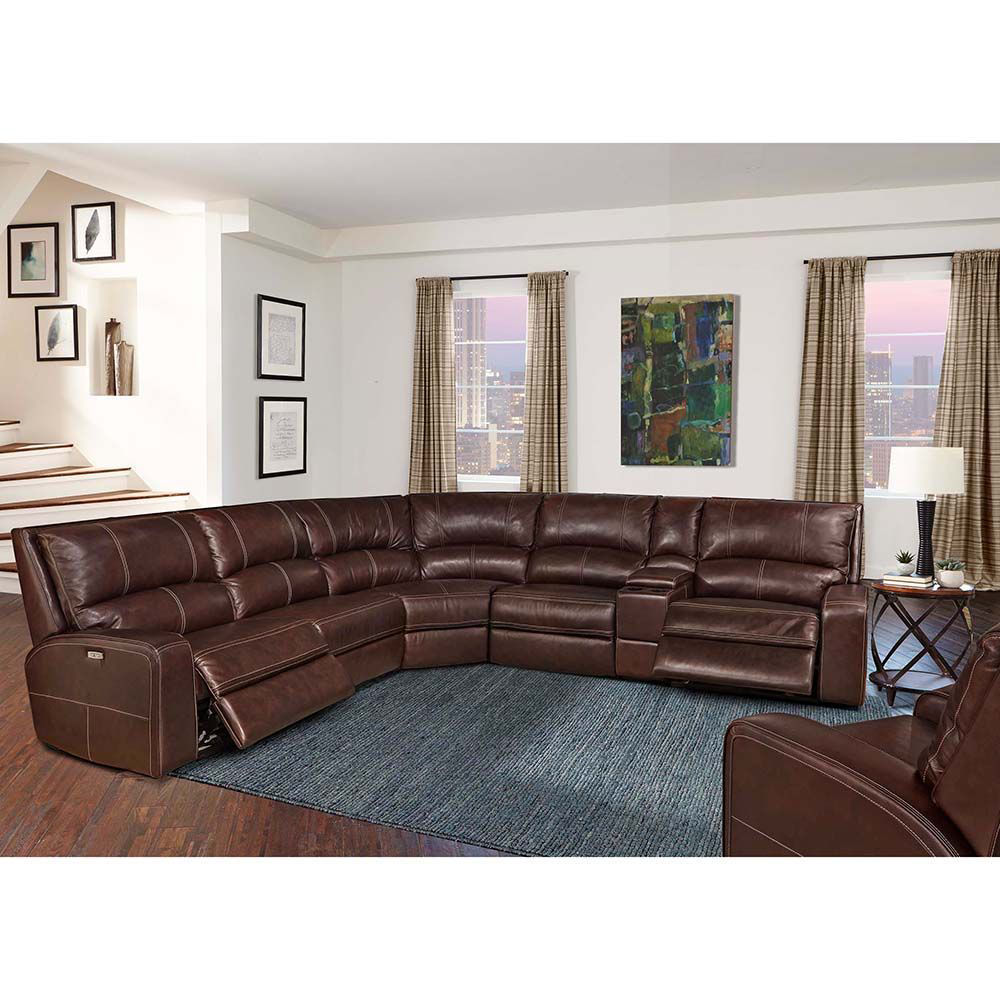 Swail 6 Piece Sectional - Clydesdale - Lifestyle