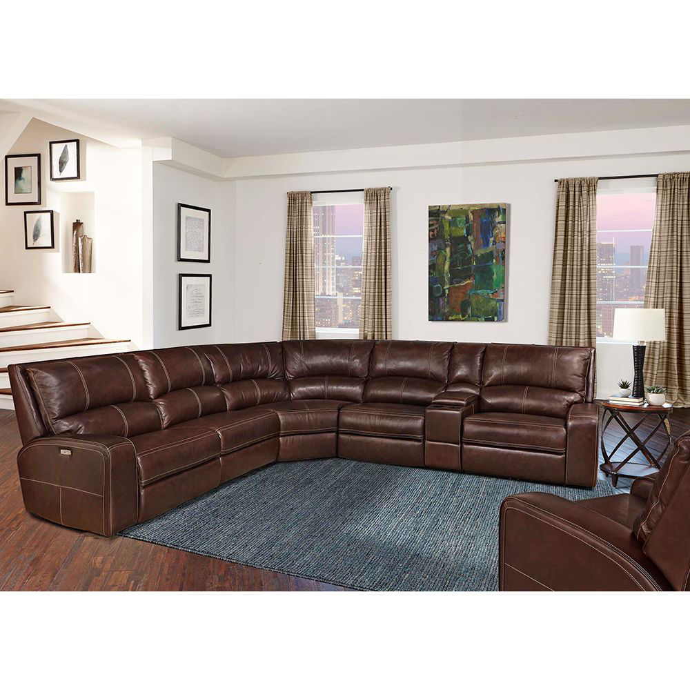 Swail 6 Piece Sectional - Clydesdale - Lifestyle2