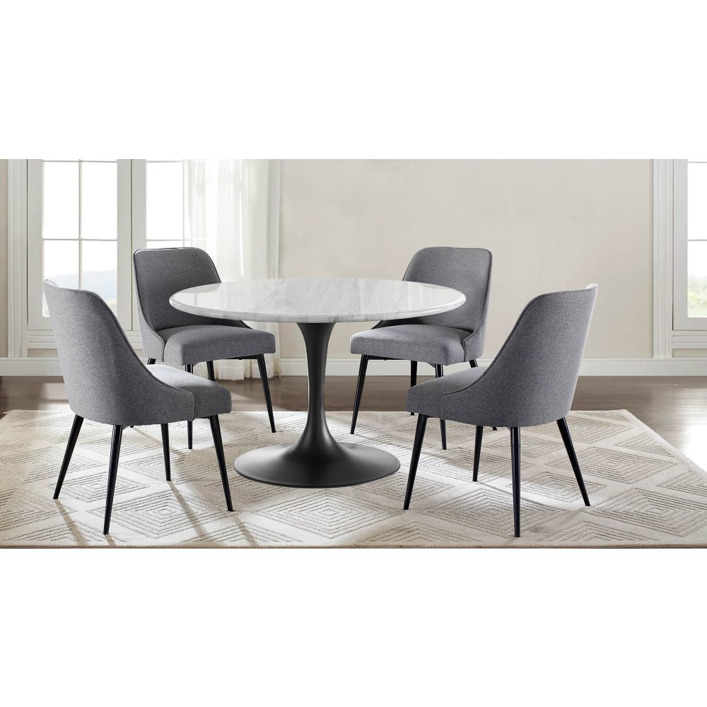 Picture of Colfax 5-Piece Dining Set - Gray